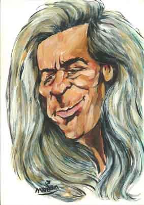 Guido Belcanto in Beroemd gezelschap