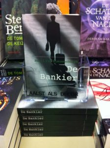 De Bankier in de boekhandel in Aalst